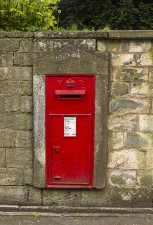 Stroud postbox