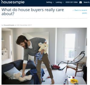 House Simple Blog