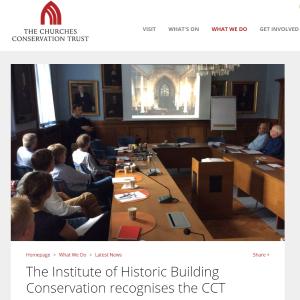 CCT website