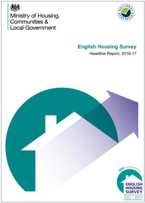 Housing Survey Report cover