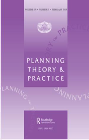 RTPI journal cover