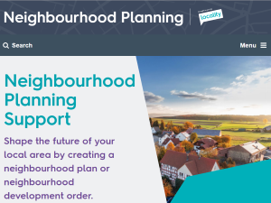 Neighbourhood Planning website