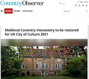 Coventry Observer Website