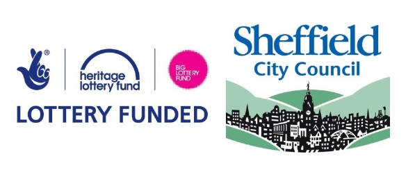 Sheffield HLF logos