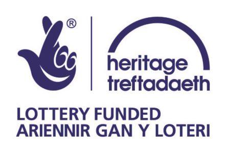 HLF Welsh logo