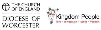 Diocese of Worcester plus Kingdom logo