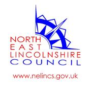 NE Lincs logo