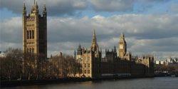Houses of Parliament courtesy of UK Gov