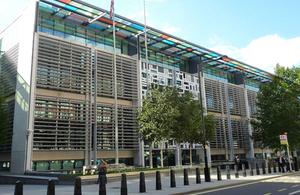 DCLG 2 Marsham Street London