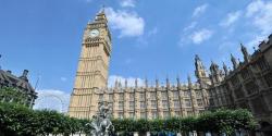 Elizabeth Tower - parliament UK image
