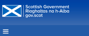 Scottish gov website