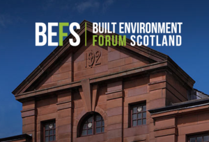 BEFS logo on website