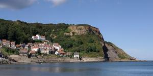 houses and sea