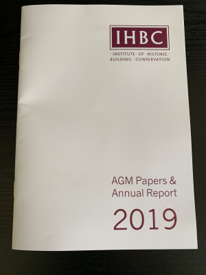Now online: IHBC's 2019 AGM proposals – and proxy voting